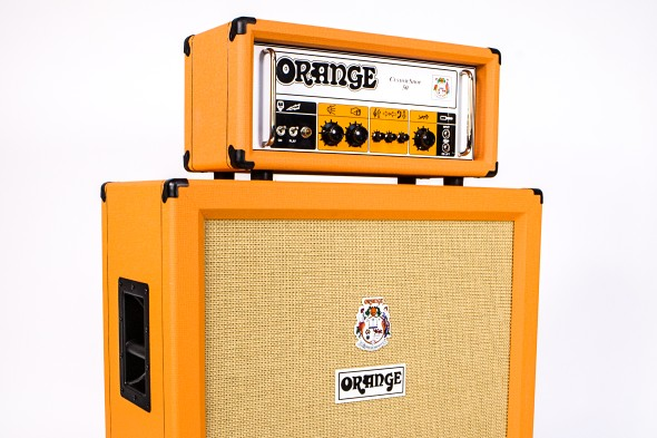 Orange-CS50-Stack (Custom)
