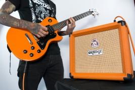 Orange Guitar Pack - guy